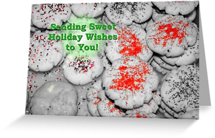 Sweet Holiday Wishes Card by Offshoots12