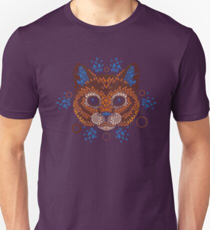 Cat Face T-Shirt