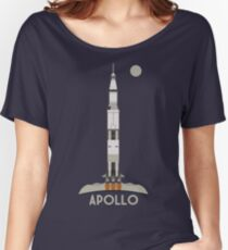 Apollo Launch Women's Relaxed Fit T-Shirt