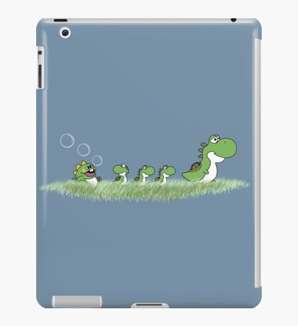 The Ugly Dragoling iPad Case/Skin