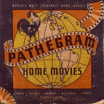 PATHEGRAM HOME MOVIES by NitrateNerd