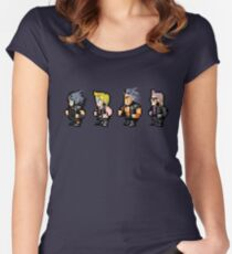 The Crew Women's Fitted Scoop T-Shirt