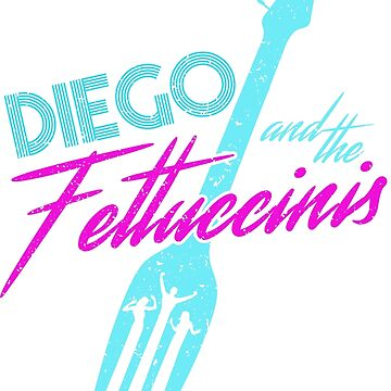 Diego and the Fettuccinis by dystopic