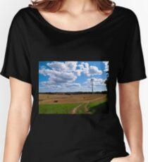 Modern clean alternative energy Women's Relaxed Fit T-Shirt