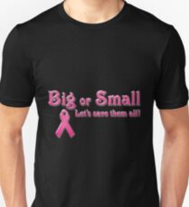 Breast Cancer Awareness- Cancer Shirts Unisex T-Shirt