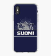 Suomi Finland Lion iPhone Case