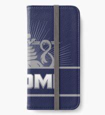 Suomi Finland Lion iPhone Wallet/Case/Skin