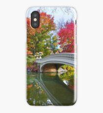 Bow Bridge Fall iPhone Case/Skin
