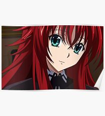 Rias Gremory Poster