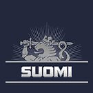 Suomi Finland Lion by H. A. Ryosa