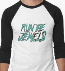 Run the Jewels RTJ1 Men's Baseball ¾ T-Shirt