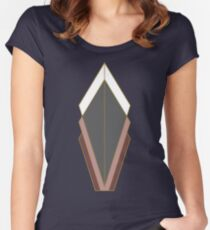 ART DECO G1 Women's Fitted Scoop T-Shirt