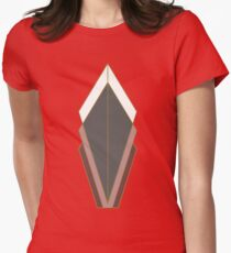 ART DECO G1 Womens Fitted T-Shirt