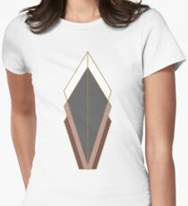 ART DECO G1 Women's Fitted T-Shirt
