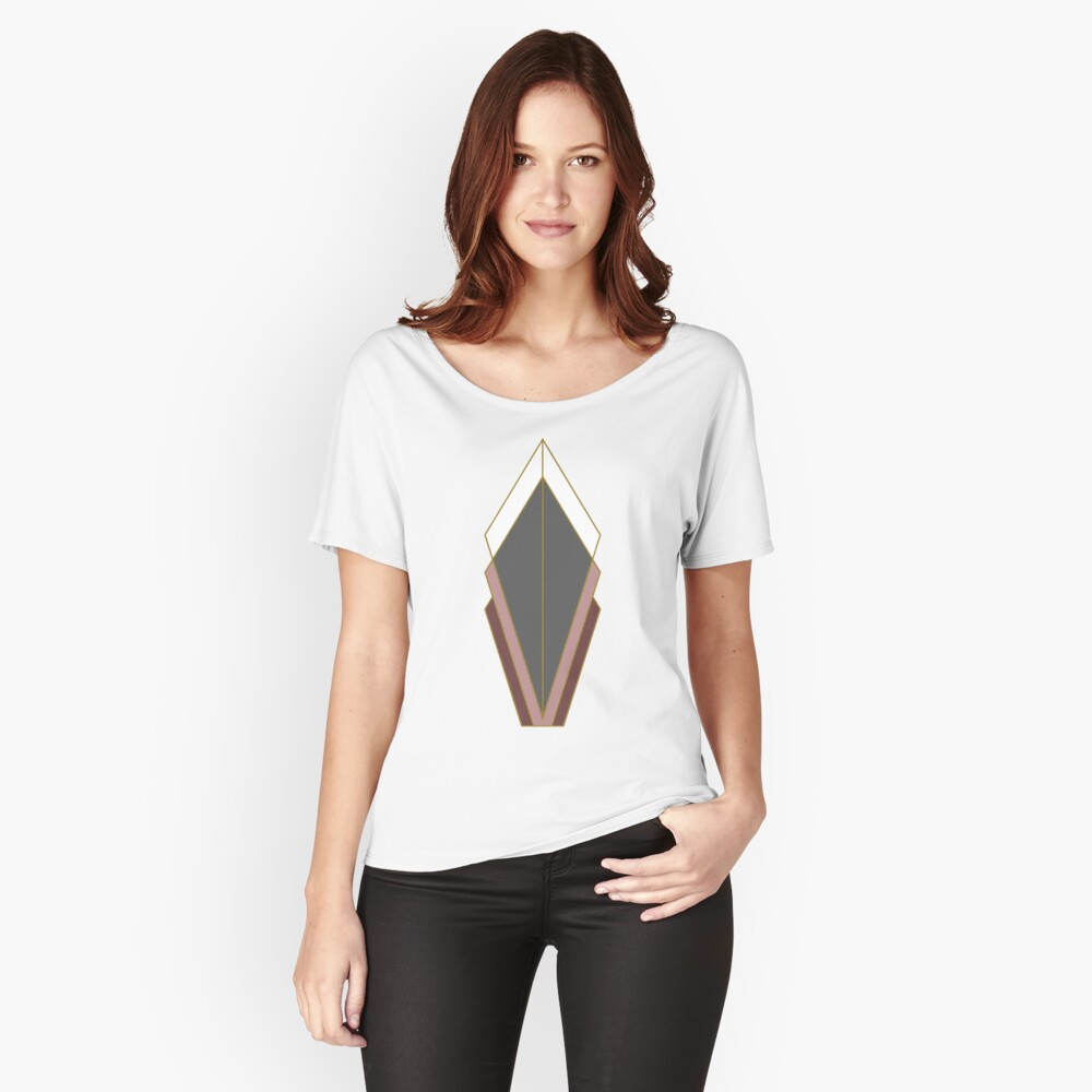 ART DECO G1 Loose Fit T-Shirt