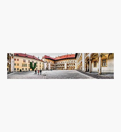 Wawel Cracow Photographic Print