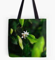 Fleur d'oranger Tote Bag