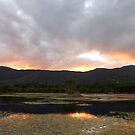 Soft Sunset by GumLeaf