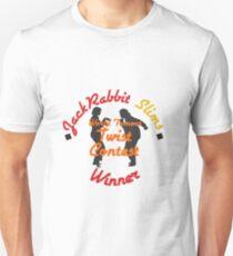 JackRabbit Slims Twist Contest Winner - Iphone / Ipod / Print / Shirt T-Shirt
