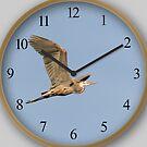 Heron Clock 2015-4 by Thomas Young