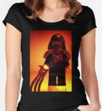 TMNT Teenage Mutant Ninja Turtles Master Shredder Women's Fitted Scoop T-Shirt