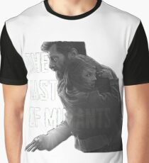 Logan and Laura Graphic T-Shirt
