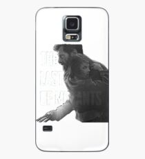 Logan and Laura Case/Skin for Samsung Galaxy