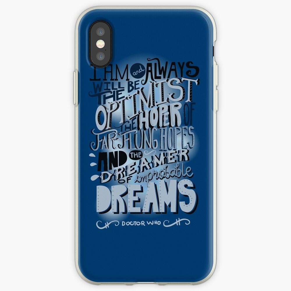 Dreamer of Improbable Dream iPhone Case & Cover
