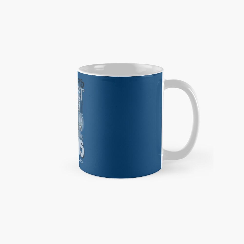 Dreamer of Improbable Dream Mug