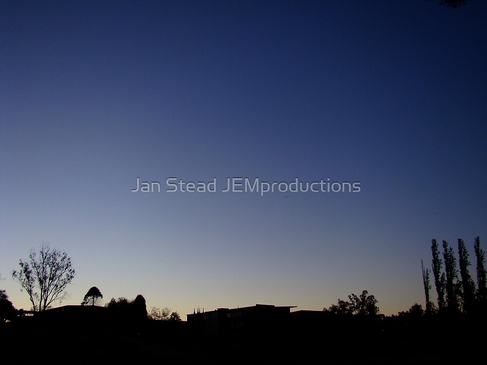 end of day by Jan Stead JEMproductions