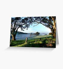Nairne - Adelaide Hills Greeting Card