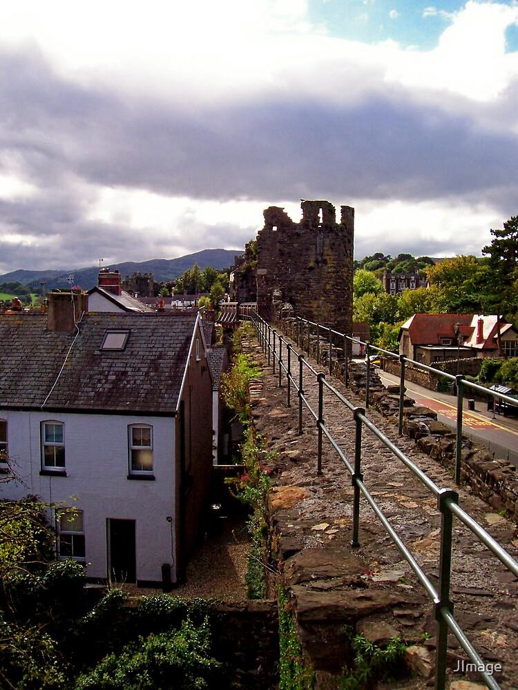 Castle Wall by JImage