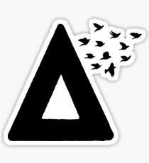 Bastille Icarus Design Sticker
