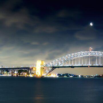 Sydney Harbour by primus