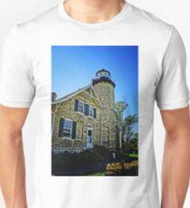 White River Lightouse Station, Whitehall, Michigan T-Shirt