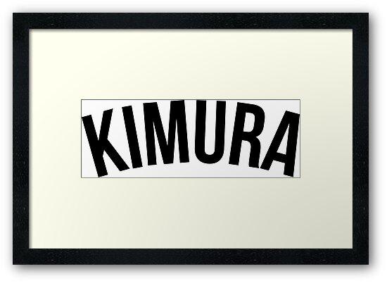 Kimura - Brazilian Jiu-Jitsu by chgcllc