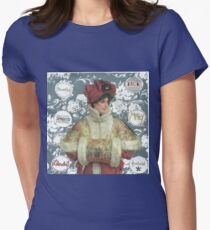 My Ever-Changing Moods Womens Fitted T-Shirt