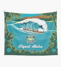 Kona Brewing Wall Tapestry