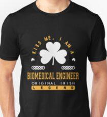 BIOMEDICAL ENGINEER IRISH Unisex T-Shirt