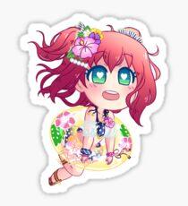 Ruby Kurosawa Swimsuit Set Sticker