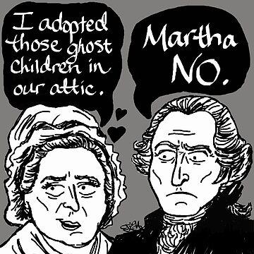 MARTHA NO by tayloredhistory