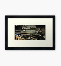 Naval Evolution Framed Print