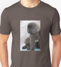 Newfie Puppy Unisex T-Shirt