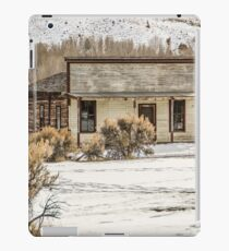 From Saloon To Store Front And Home iPad Case/Skin