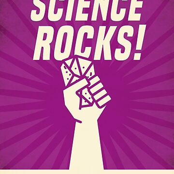 Alliance for Science- Science Rocks! by walmazan