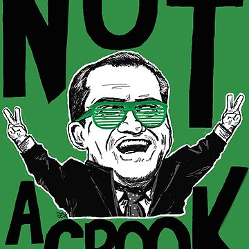 Not A Crook by tayloredhistory