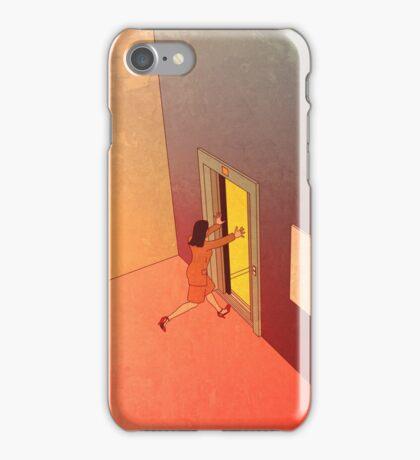 Cause for Alarm iPhone Case/Skin