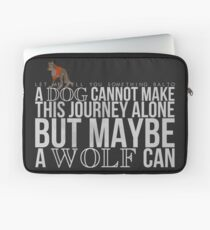 ... A Wolf Can Laptop Sleeve