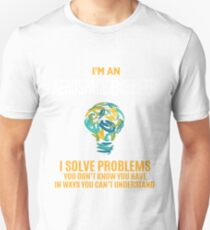 AEROSPACE ENGINEER solve problems Unisex T-Shirt