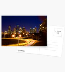 city of houston Postcards